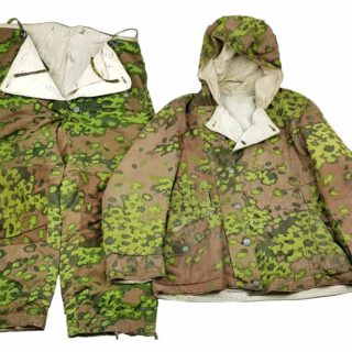 Waffen-SS Reversible  Parka And Trousers