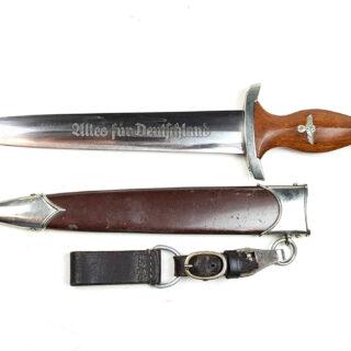 SA Dagger – Wilh. Kober & Co. / Suhl