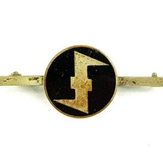 Dutch WA/SS Tie Badge