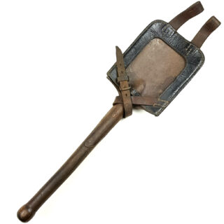 WH Shovel With Carrying-Case