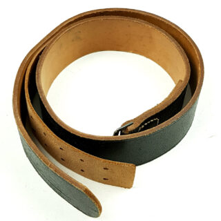 German WW2 Leather Belt