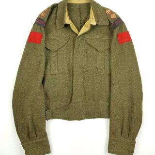 Battledress 48th Highlanders Of Canada