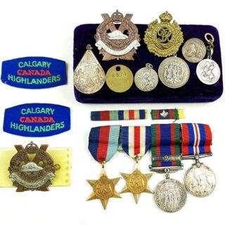 Calgary Highlanders Grouping