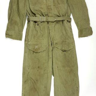 British Denim Tank Suit