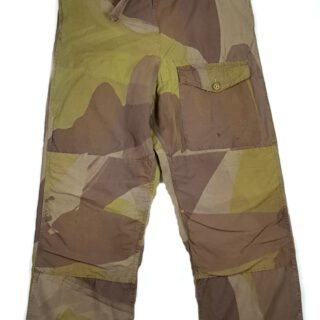 Camouflage Windproof Trousers