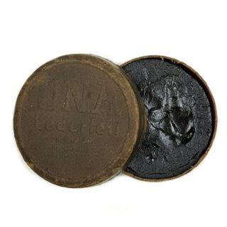 German WW2 Leather Grease