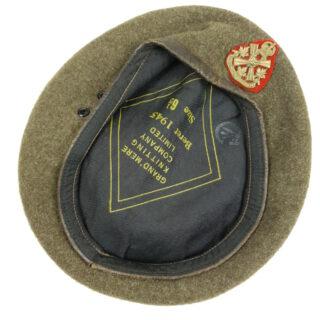 49th Loyal Edmonton Regt Beret