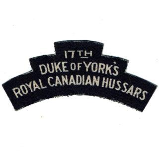 17th Duke Of York's