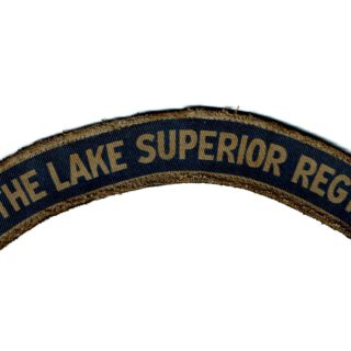 Lake Superior Regiment