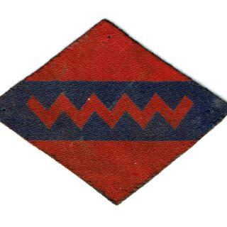 RCA 1st Canadian Army