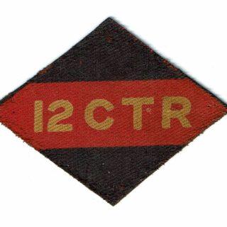 12 CTR – Three Rivers Regt