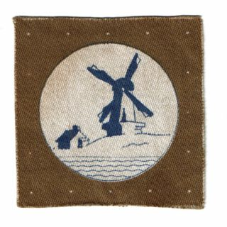 Netherlands District Patch