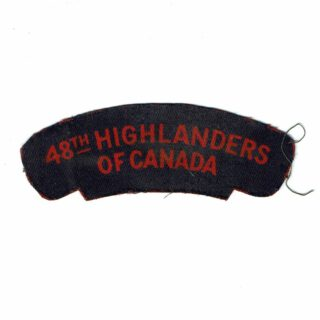 48th High. Of Canada