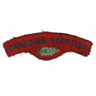 Canadian Scottish Regiment