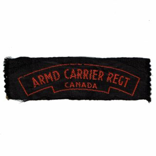 CACR Shoulder Flash