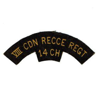 8th RECCE