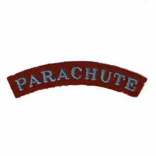 PARACHUTE Title