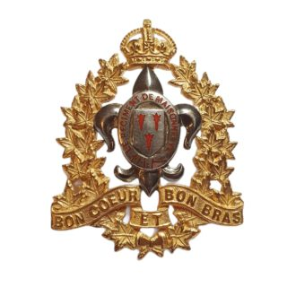Officier's Cap Badge