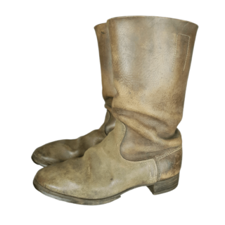 German Marching Boots