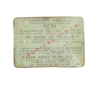 Ointment Anti-Gas Nr.3 A Tin