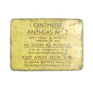 Ointment Anti-Gas Nr.2 Tin