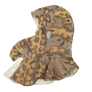 Waffen-SS Reversible Camouflage Hood