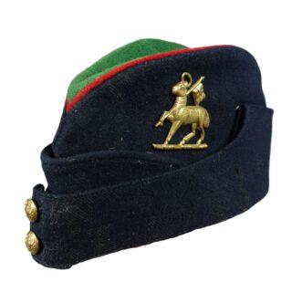 Coloured Field Service Cap – The Queen's