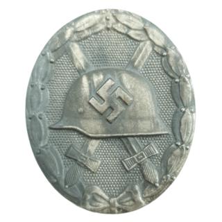Verwundeten Abzeichen Silber