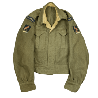7th Armoured Division, Royal Corps Of Signals – Battle Dress