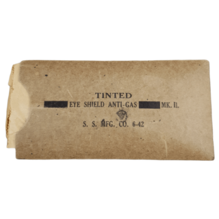 Eyeshield Anti-Gas MKII