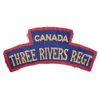 Three Rivers Regiment – Shoulder Flash