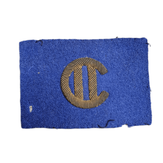 Canadian Officer's Patch – 2nd CID
