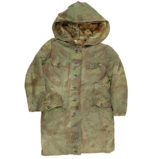 Waffen-SS Italian Camouflage Parka