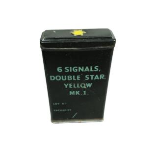 Tin For Signal Cartridges