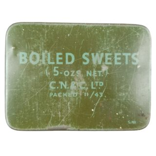 Boiled & Sweets Ration Tin