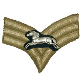 Sergeant Chevron – 5th Royal Inniskilling Dragoon Guards