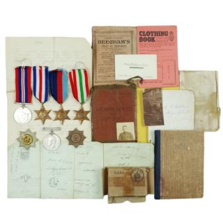 Cheshire Regiment Grouping