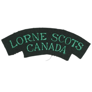 Lorne Scots