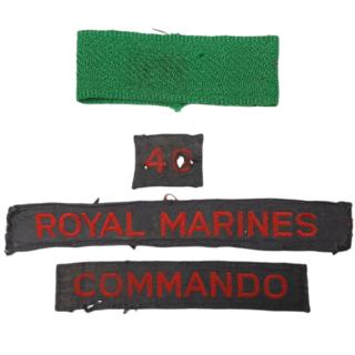 40 RM Commando Formation Set