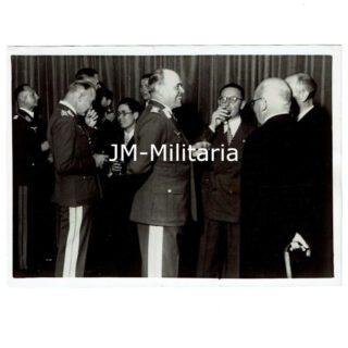 WW2 Press Photo Feldmarshall Kesselring