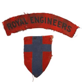 Royal Engineers – 21st Army