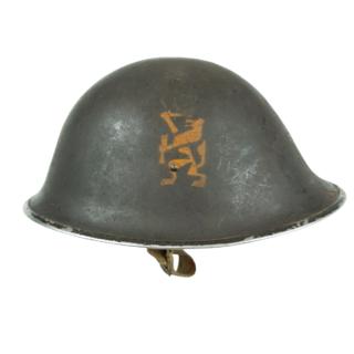 Stoottroepen Mk3 Helm
