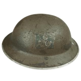 Britsh Mk2 Helmet – Durham Light Infantry