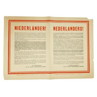 Nederlands! Poster