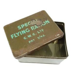RAF Special Flying Ration Tin