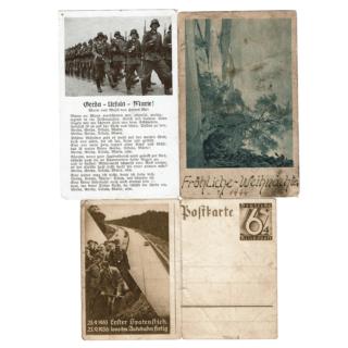 Two German Postcards